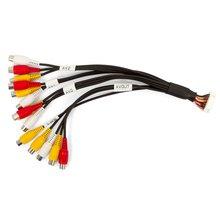 AV кабель для автомобільного відеоінтерфейсу HAVCAB0002  - Короткий опис