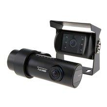 Відеореєстратор із GPS, G сенсором та сенсором руху BlackVue DR 650GW 2СH Truck - Короткий опис