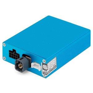 Адаптер для подключения камер заднего и переднего вида для Porsche с системой PCM 4.0