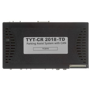 Video Interface with LVDS Input for Toyota Camry of 2018– MY with Panasonic Head Unit