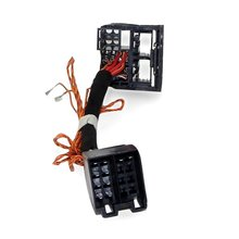 ISO QuadLock Adapter with Can Bus Wiring for Connecting RCD510, RCD 310, RNS 510 Head Units in Skoda Volkswagen - Short description