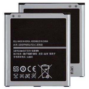 Battery EB-B600BC/EB485760LU/EB-B600BEBECWW compatible with Samsung I9500 Galaxy S4, (Li-ion, 3.8 V, 2600 mAh)