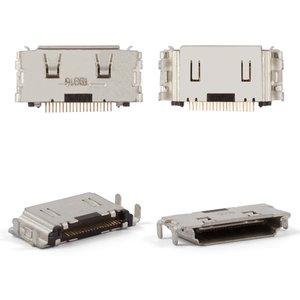 Charge Connector for Samsung C3010, C3011, G400, I550, I560, I7110, I740, S3600, S5200 Cell Phones
