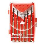 Precision Screwdriver Set Pro'sKit SD-9815