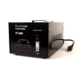Step Up/Down Voltage Transformer ST-5000