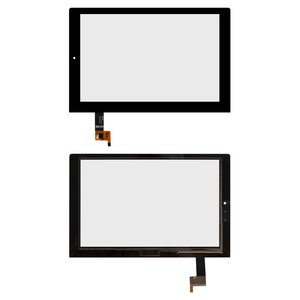 Touchscreen for Lenovo Yoga Tablet 2-1050 LTE Tablet, (black) #MCF-101-1647-01-V4