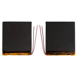 Battery, (90 mm, 80 mm, 2.8 mm, Li-ion, 3.7 V, 2200 mAh)