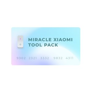Miracle Xiaomi Tool Activation