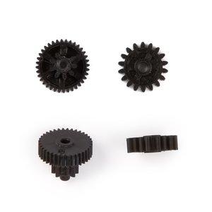Engranaje del mecanismo ZOOM para cámaras digitales Samsung L60, L700, L73, S500, S600, S630, S700, S730, juego de 2 uds., Z9/32