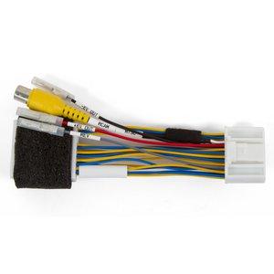 Cable para conectar la cámara de visión trasera a las pantallas  Renault / Dacia / Opel MediaNav
