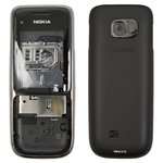 Корпус для Nokia C2-01, High Copy, черный