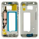 Средняя часть корпуса Samsung G930F Galaxy S7, белая