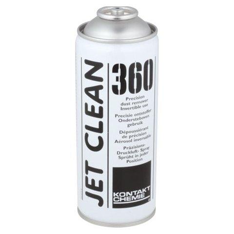Стиснуте повітря без ефекту заморожування Kontakt Chemie JET CLEAN 360 200 мл