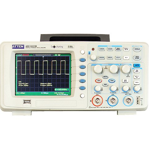 Digital Storage Oscilloscope ATTEN ADS1102CM