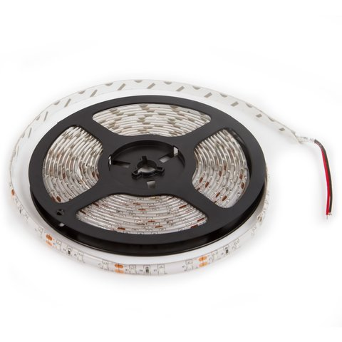 LED Strip SMD3528 green, 300 LEDs, 12 VDC, 5 m, IP65