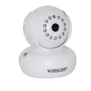 Cámara IP inalámbrica HW0021 (720p, 1 MP)